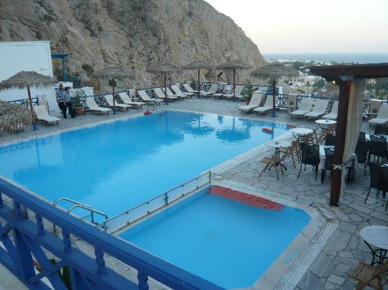 Aegean View Hotel: Lovely Pool