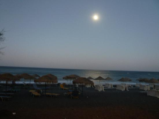 Aegean View Hotel: Lovely Sunset