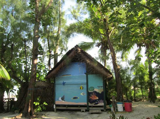Matriki Beach Huts: The Bungalow