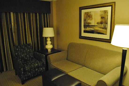 Embassy Suites by Hilton Raleigh - Crabtree : Sofa and Chair