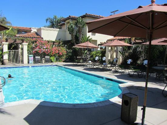 Old Town Inn : piscine chauffée