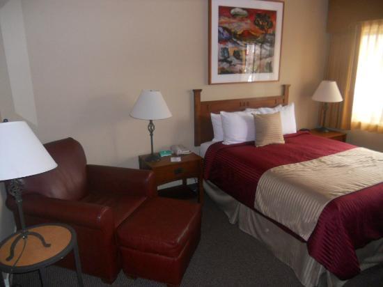 Wildhorse Casino & Hotel: Room 201