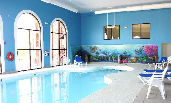 Camden Hotel & Conference Center: Indoor Pool