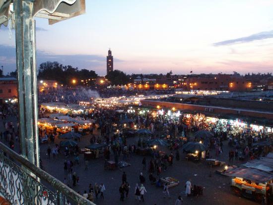 Riad Elizabeth: The night market