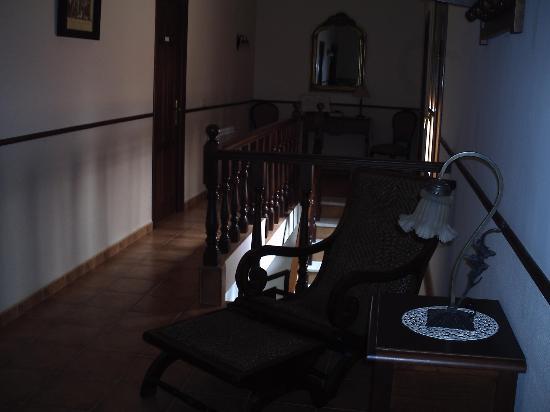Casa Rural La Mota: Pasillos