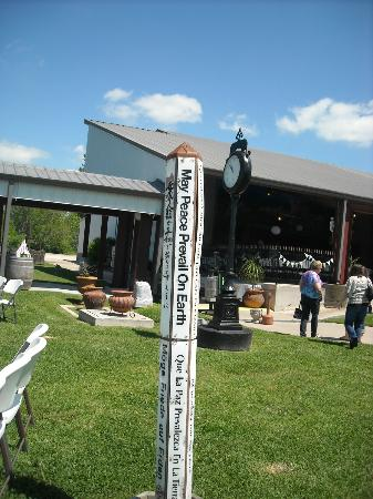 Haak Vineyards and Winery, Inc.: The Gardens