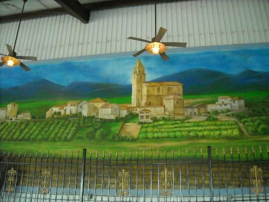 Haak Vineyards and Winery, Inc.: Painting