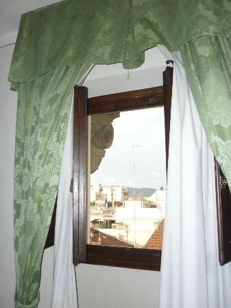 Hotel Portici Arezzo, Tuscany: view
