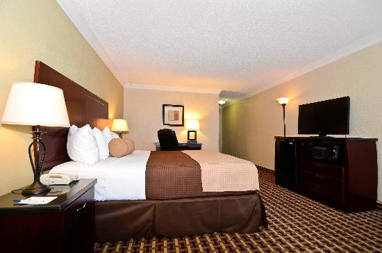 BEST WESTERN Johnson City Hotel & Conference Center: King Room