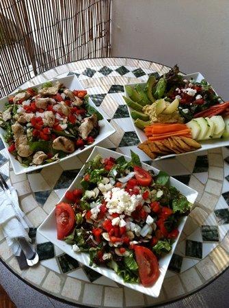 Samara Organics Mercado Organico: yummy eats