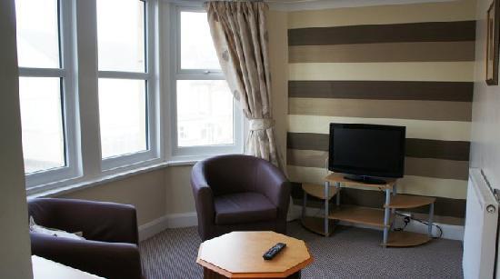 The Royal Boston Hotel : Boston Hotel Blackpool Suite