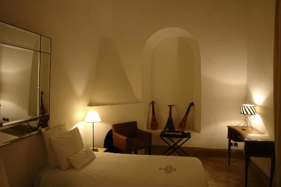 Riad Al Assala Medina: Our room at the ground floor