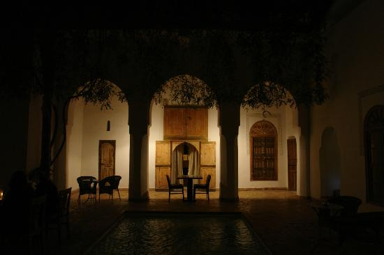 Riad Al Assala Medina: the ground floor room