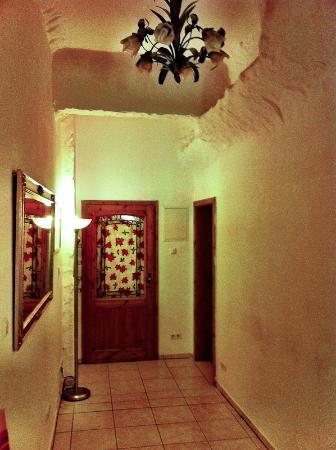 Hotel Heinzelmännchen: Corridor