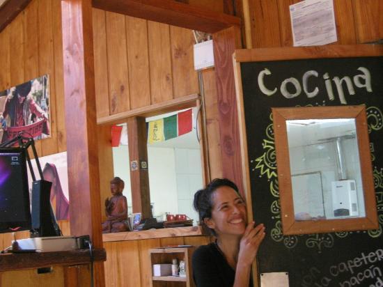 Lounge Brasil: El comedor y Recibidor