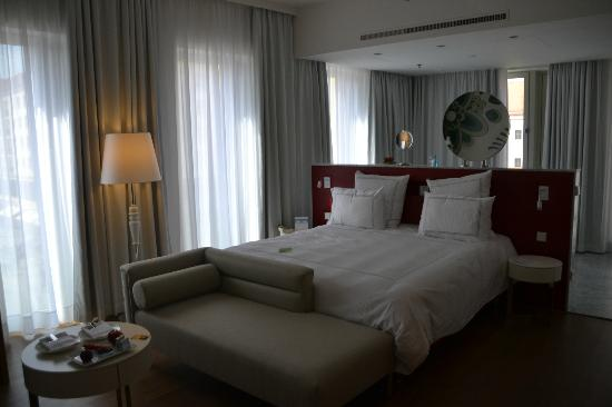 Hyperion Hotel Dresden am Schloss: Grand room