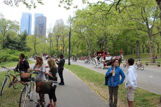 Bike Rental Central Park: Central Park Bike Tour