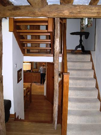 Panorama Cottages: Inside the cottage