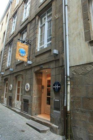 Hôtel Le Nautilus: 9 rue de la Crone de Cerf