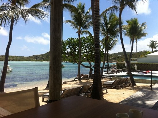 Top 10 restaurants in Marigot, St. Barthelemy