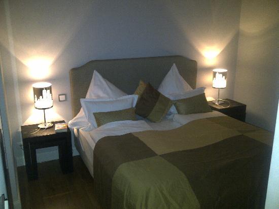 Das Nikolai Hotel: La cura nel letto