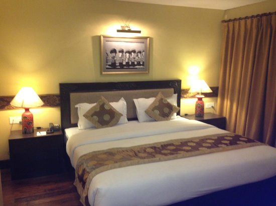 Hotel Tibet International: superior room