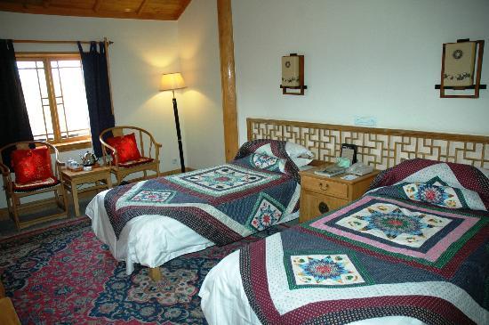 โรงแรมเดอะซิลค์โร้ดตันหวง: Single room