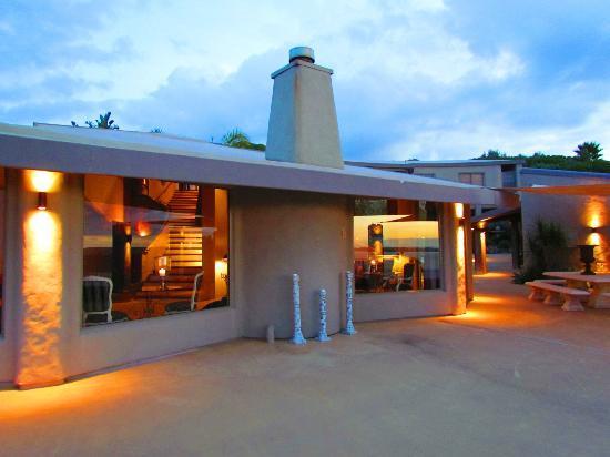 Delamore Lodge: Abendstimmung