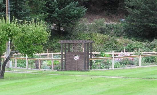Tu Tu Tun Lodge: The Garden
