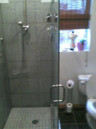 Asante Sana Guest Quarters : Asian Bathroom