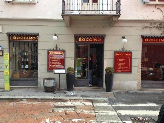 Ristorante Boccino : Boccino restaurant - Via Tortona, Milano