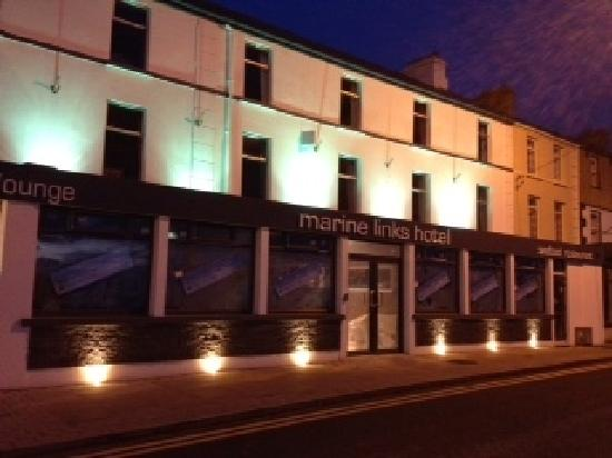 Ballybunion, Irlande : Marine Links Hotel