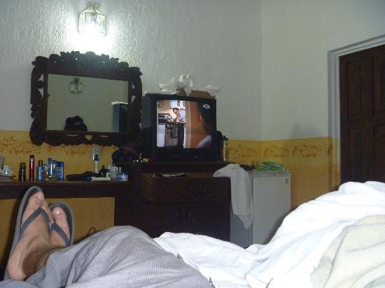 Hotel Casa Dona Susana: Habitación Número 01