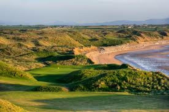 Marine Links Hotel: Ballybunion Golf Club