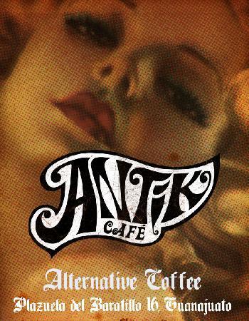Antik Cafe: ANTIK GUANAJUATO