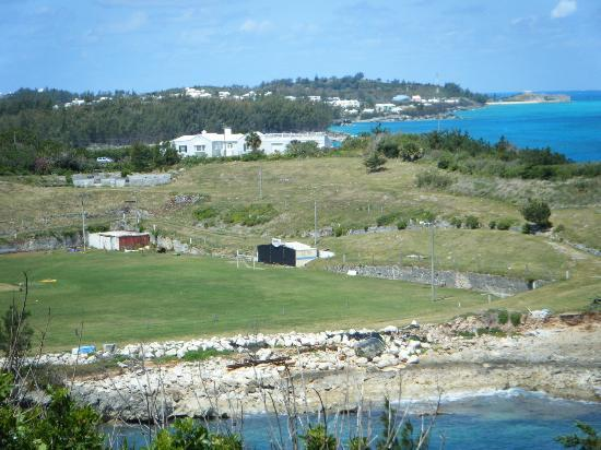 St. David's Island: Views from the trail