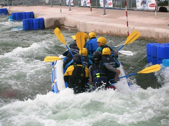 ‪Cardiff International White Water‬