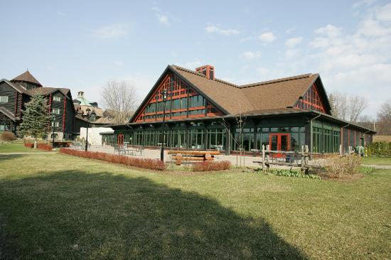 Fairmont Le Chateau Montebello: Convention center