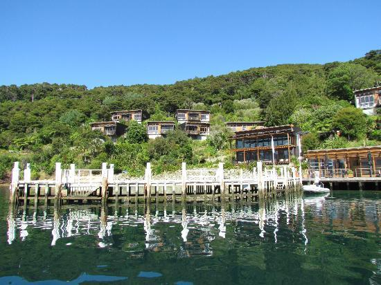 Bay of Many Coves: Das Resort
