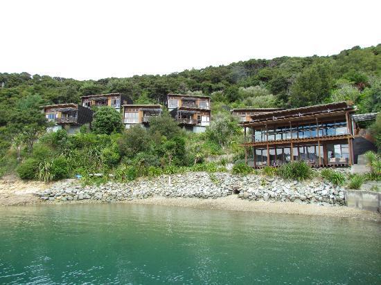 Bay of Many Coves : Der Blick vom Steg