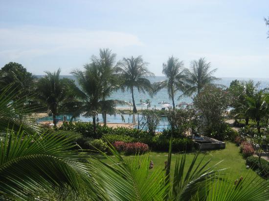 Lanta Casuarina Beach Resort: Udsigt fra værelse