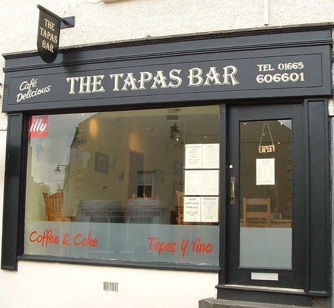 Cafe Delicious - The Tapas Bar: The Tapas Bar