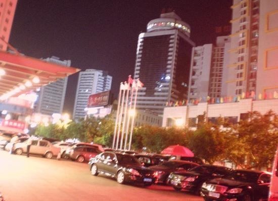Baofa Shengyi Hotel: Modern city