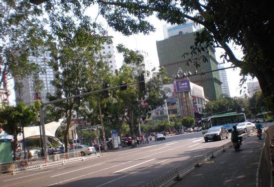 Baofa Shengyi Hotel: Haikou_city