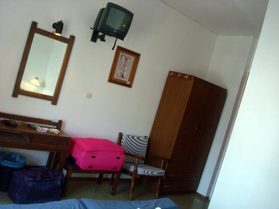 Hotel Manto: Quarto do hotel