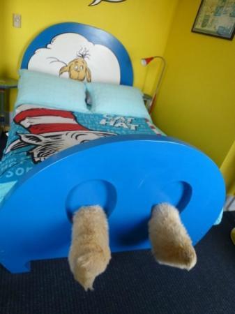 Sylvia Beach Hotel: Dr. Seuss