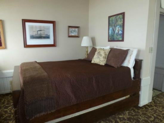 Sylvia Beach Hotel: Mark Twain