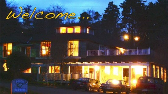 Salmonberry Inn & Beach House: Welcome to Salmonberry