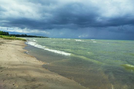 Port Sanilac, MI: Lake Huron