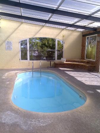 Hotel Bahia Playa: Pileta cubierta